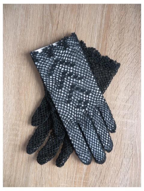 f6736221f63 černé krajkové rukavičky háčkování krajka rukavičky crochet lace gloves