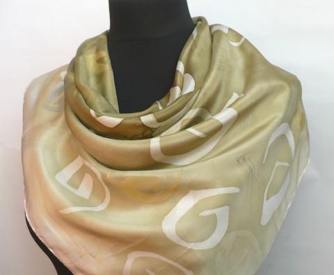 e595be80eb3 Simira - Tajemství. Hedvábný šátek. - jena