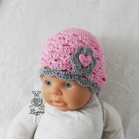 624ccec5b65 čepička pro miminko dárek děti čepice čepička pletené miminko oblečení  miminka knoflík teplá měkká sleva doplňek