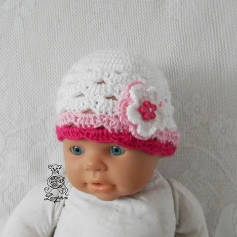 eca21648d1b newborn dárek děti čepice čepička medvídek pletené myš myška miminko  oblečení miminka knoflík teplá měkká doplňek