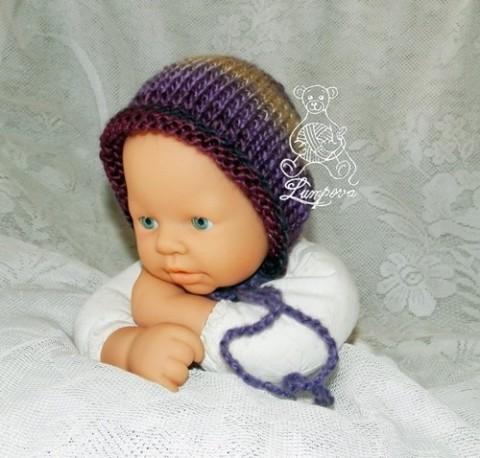 d051c33c111 sleva čepička pro miminko na focení dárek děti čepice čepička pletené  miminko oblečení miminka knoflík teplá