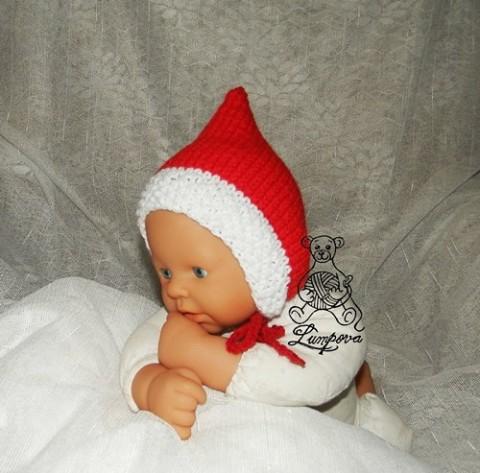 8fde1899837 čepička pro miminko na focení dárek děti čepice čepička pletené miminko  oblečení miminka knoflík teplá měkká