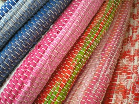 Ručně tkané koberce na objednávku koberec bavlna tkané běhoun ručně tkané 89afb83ce0