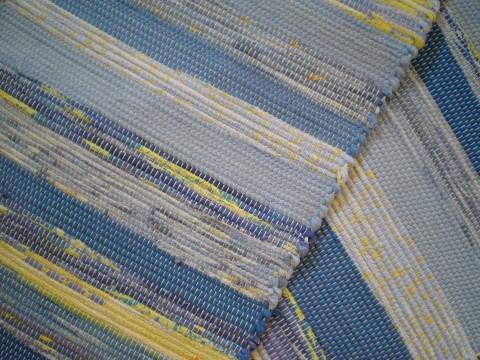 Ručně tkané koberce na přání koberec bavlna tkané běhoun eko recy ručně  tkané recy věci c64dd31cff