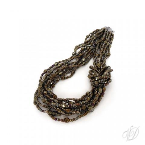 ecbd31bf8 Náhrdelník 0923 šperk náhrdelník šperky originální moderní retro luxusní  bižuterie společenské ples plesové náhrdelníky orientální sleva