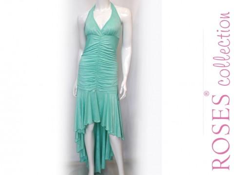e48120127614 společenské šaty Camelia mentolové mentolová ples společenské šaty