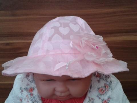 Letní klobouček . čepička klobouček letní klobouček miminko děti foceni 84f5048593