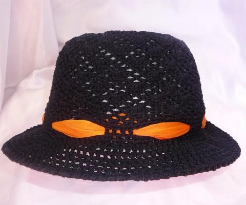 198d5441968 háčkovaný klobouk klobouk háčkovaný dovolená volný čas