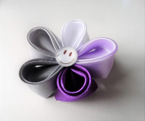 2f3b2b70529 Veselá gumička do vlasů vlasy děti květina květy květiny smajlík květ kytky  ozdoba kytičky kytička kytka