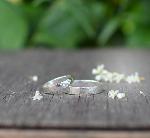 Simira Stribrne Snubni Prsteny 3 4 7 Mm My Love