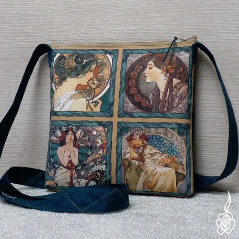 Simira - Kabelka Alfons Mucha-mix obrázků 2 - atelier jasminy a05f61f264